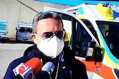 Anche il neo Coordinatore del 118 per la Asl Bt Donato Iacobone, tra i primi medici a vaccinarsi al covid 19