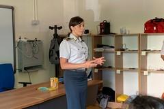Il Tenente Guido Silvestri nuovo Comandante della Compagnia delle Fiamme Gialle