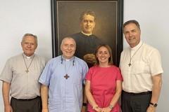 Il carisma salesiano nelle istituzioni civili: la sindaca di Andria in visita a Roma dal Rettor Maggiore dei Salesiani
