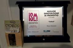 """Ciokolì: il confetto firmato Mucci Giovanni premiato """"Miglior innovazione al cioccolato"""""""