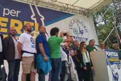 """Abruzzese e Prete chiamano a raccolta i sostenitori della Lega nella Bat: """"A Pontida, a fianco del nostro Capitano Salvini!"""""""