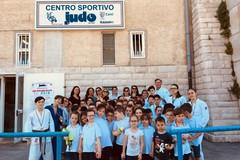 Il Centro Sportivo Judo di Andria entra nelle scuole