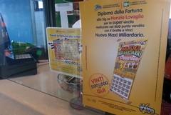 Vinti 5milioni di euro ad Andria con un biglietto del Gratta e Vinci