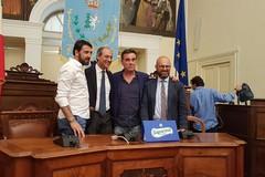 Presentato ufficialmente Valeriano Loseto, nuovo tecnico della Fidelis Andria