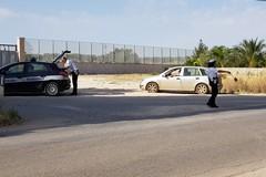 Presidi della Polizia Municipale sulle vie del mare: traffico intenso ma tutto nella norma