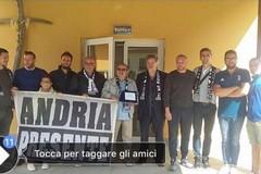 Cerimonia consegna dei fondi dello Juventus Club Andria ad Arquata del Tronto