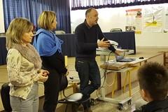 Studenti alla scoperta dell'industria agro-alimentare con il giornalista Stefano Liberti