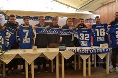 Presentati a stampa e tifosi gli ultimi acquisti della Fidelis Andria