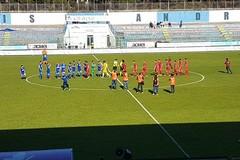 """Successo di misura della Fidelis, al """"Degli Ulivi"""" Akragas battuto 1-0"""