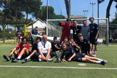 """L'ITES """"Carafa"""" di Andria campione regionale di calcio a 5 tra le scuole superiori pugliesi"""