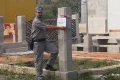 Manufatti edilizi abusivi scoperti nel Parco Nazionale dell'Alta Murgia