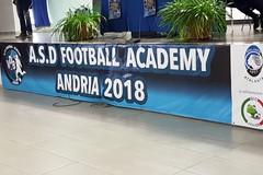 La Football Academy Andria ospita due rappresentanti dell'Atalanta Calcio
