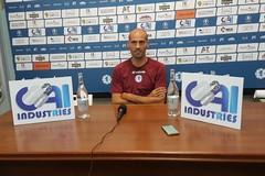 Fidelis-Cerignola, mister Potenza: «Partita fondamentale per gli obiettivi di entrambe le compagini»