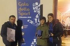 Stella di bronzo al merito sportivo per la New Dimension Judo di Andria