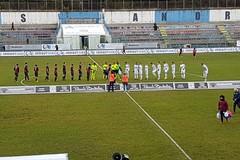 """Comincia con un pari il 2019 della Fidelis: solo 0-0 con la Gelbison al """"Degli Ulivi"""""""