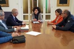Sicurezza ad Andria, vertice a Palazzo di Città con il sub commissario Grandolfo