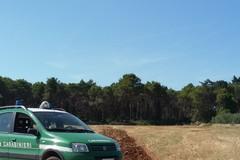Nove andriesi denunciati dai Carabinieri forestali mentre andavano a spasso sulla Murgia