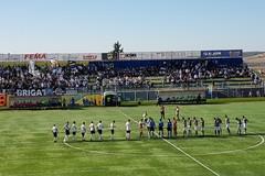 Il Grumentum punisce una brutta Fidelis in contropiede: biancazzurri sconfitti 0-1 a Gravina
