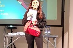 La fumettista andriese Alessia Zagaria premiata al Lucca Comics