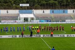 """Fidelis Andria, un altro disastro: il Nardò sbanca 0-1 il """"Degli Ulivi"""""""