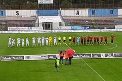 La Fidelis regge per 80 minuti ma un errore la condanna: il Foggia si impone 1-2