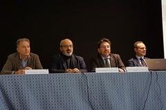"""All'istituto """"Lotti-Umberto I"""" dibattito con i giuristi su legalità e comportamenti a rischio"""