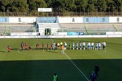 Cuore Fidelis Andria in dieci uomini: Gelbison battuta 2-1 al 90'