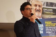 """Vurchio (Pd): «Ruolo di segretario politico incompatibile con la carica di """"candidato sindaco""""»"""