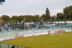 Buon punto esterno della Fidelis: i biancazzurri pareggiano 0-0 a Brindisi