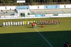Eroica, indomita Fidelis Andria: in nove uomini batte il Francavilla 1-0