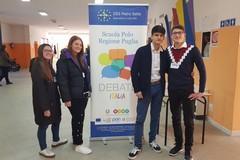 """Gli alunni dell'ITES """"Ettore Carafa"""" di Andria alle Olimpiadi Nazionali di Debate 2020"""