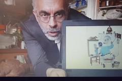 Michele Sinisi allieta il pubblico in quarantena con dei video-pillole