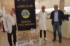 Il Lions Club Murgia Parco Nazionale dona occhiali nuovi e usati ai Paesi in via di sviluppo
