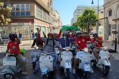 Successone per la prima edizione del Raduno Nazionale Vespa Club Andria