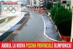 """On. D'Ambrosio: """"Olimpiadi 2024 nella Bat con la piscina olimpionica in via Bisceglie"""""""