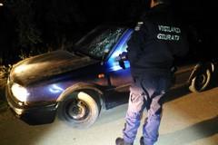 Tentativo di furto in una villa sventato in contrada Montecocuzzo