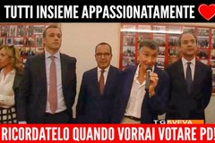 Il M5S bacchetta Giorgino presente all'incontro con l'on.Richetti (Pd)