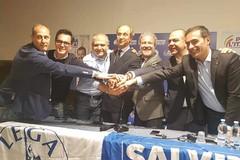 Gazebo per il tesseramento della Lega Puglia ad Andria