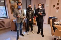 Sicurezza pubblica: due droni professionali donati alla Polizia Locale dal deputato D'Ambrosio