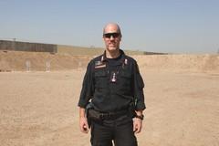 Il Colonnello dei Carabinieri Luca Volpi nuovamente in missione in Iraq