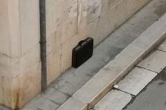 Scatta l'allarme per una valigia sospetta in via Pellegrino Rossi