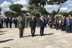 2 Giugno: a Barletta consegnate le onorificenze ai cittadini della provincia Bat