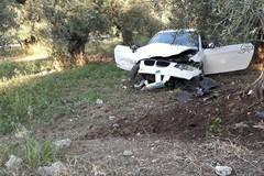 Grave incidente stradale su via Castel del Monte: tre i feriti