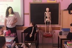Dismorfismi della colonna vertebrale, progetto di prevenzione all'IC Verdi-Cafaro