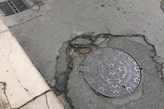 Ancora lamentele per le strade colabrodo di Andria