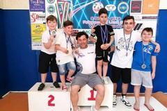 """Il team """"Warang Group Andria"""" conquista sette medaglie alla """"Choi's Cup"""" di Lioni"""