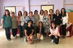 """L'I.C. """"Verdi-Cafaro"""" saluta la Maestra Tonia Bafunno dopo 40 anni di onorato servizio"""