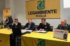 Legambiente ed illegalità Ambientale, Puglia al terzo posto in classifica