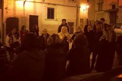La candidata Sindaca Laura Di Pilato incontra la gente di zona Casalino