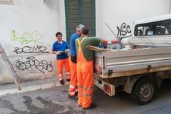 Viabilità: senso unico alternato per lavori alla rete gas della SNAM su via Vecchia Barletta